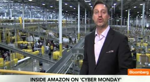 How Amazon's Largest Distribution Center Works