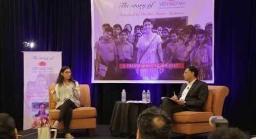 The Story of VidyaGyan - Narrated by Roshni Nadar Malhotra (Part 1)