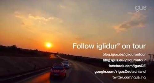 iglide® on tour - Goodbye India