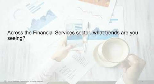 Webinar: Real Talk on Financial Services: Best Practices for Creating a Data-Driven Cloud Strategy