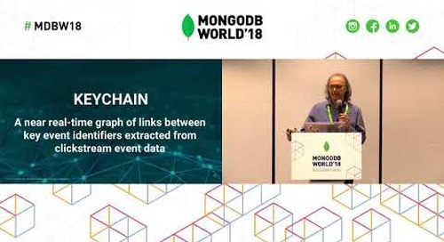 How a Real-Time Traveler Application Scaled to 20+ Billion Documents with MongoDB in the Cloud