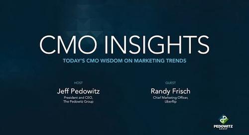 CMO Insights: Randy Frisch, Uberflip
