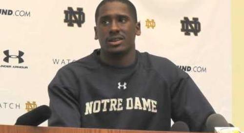 Everett Golson Named Notre Dame's Starting QB
