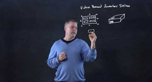 Video Based Inventory: Cloud Use Case from Lenovo