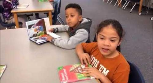 Bradfield Elementary Library