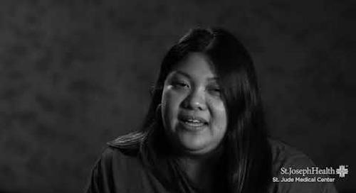 St. Jude - Reyna Cruz Testimonial
