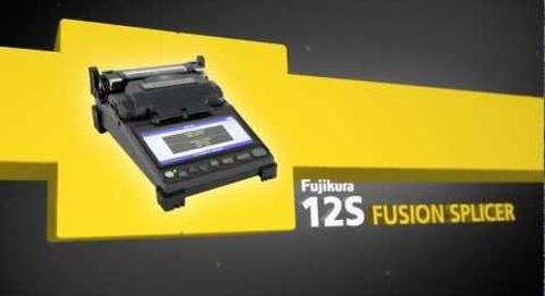 Fujikura 12S Fusion Splicer