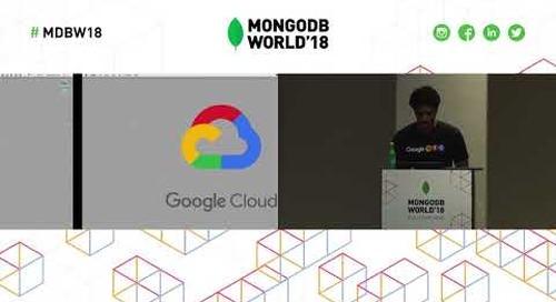 Building Serverless Apps with MongoDB Atlas on Google Cloud Platform