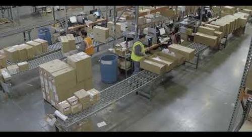 STG Logistics Distribution