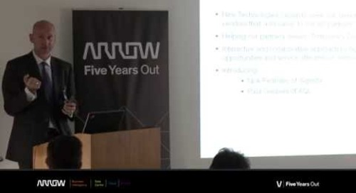 David Ellis - Director of Strategy, Arrow ECS UK & I