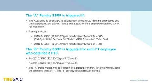 What is the 4980Hb Penalty - Webinar - Trusaic