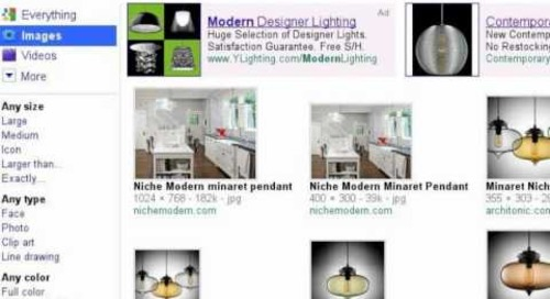 Minaret Modern Pendant Light - Search Story