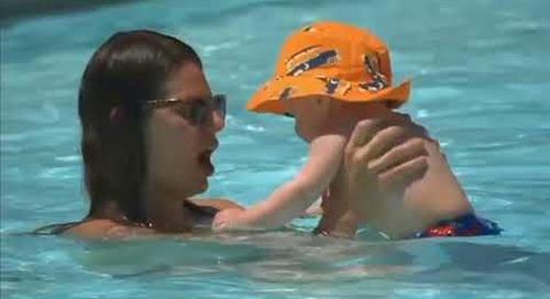 KPTV Health Watch 7/2/18 news story Sunscreen and Bug Spray with Dr. Meyers