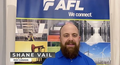 AFL's Shane Vail, RSM Canada, offers a virtual trade show.