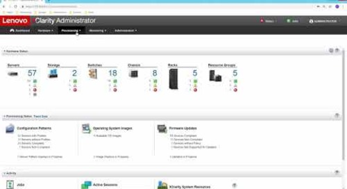 Lenovo XClarity Administrator Switch Management Final