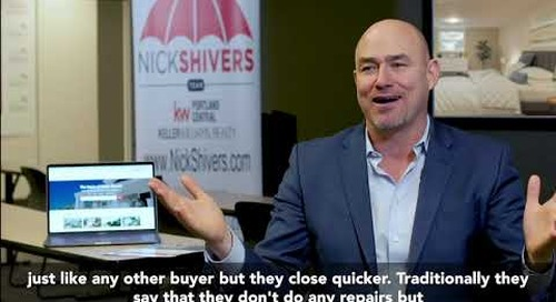 Nick Shivers on communicating to confused sellers