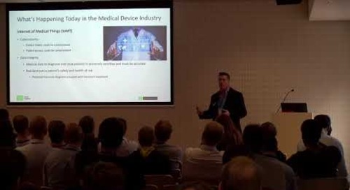 QtWS17 - The Present and Future of Qt in the Medical Industry, Roger Mazzella, The Qt Company