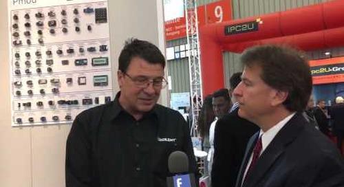 Embedded World 2016 Video: Digilent educates embedded on FPGA-driven video