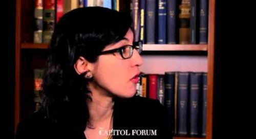 The Capital Forum Interview Series with Jessica Delbaum