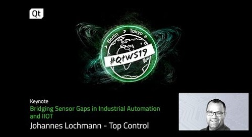Qt facilitates Industrial Automation with TopControl's forklift fleet management