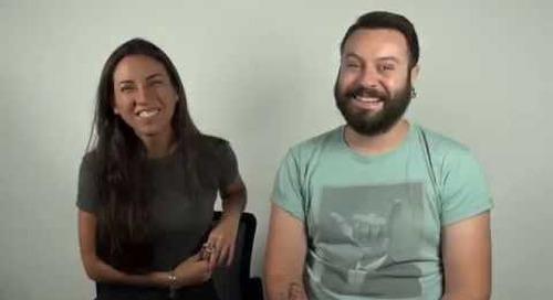 Dynamic duo of Graphic Design grads start their own studio!