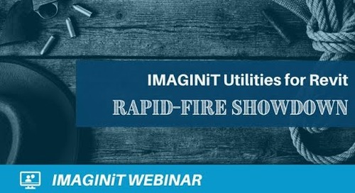 Revit Utilities Rapid Fire Showdown