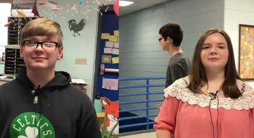 Clinton County Middle School Follett Challenge 2018-2019