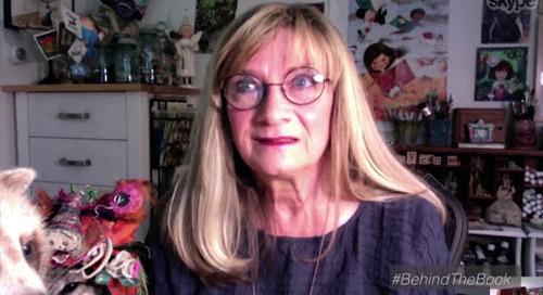 Behind The Book - Judy Schachner