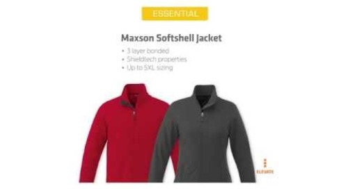 Elevate Maxson Softshell Jacket