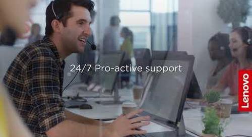 Lenovo ThinkAgile HX for SAP HANA Solution