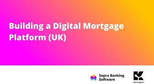 Building a Digital Mortgage Platform UK
