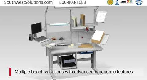 Order Packaging Shipping Assembly Customizable Workbenches