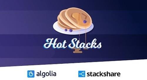 Hot Stacks - Data Science Stacks