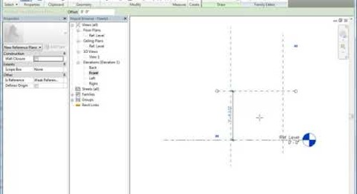 Revit Family Matter Part 1: Getting Started with Families