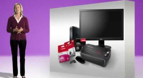 Staples Advantage Technology Video