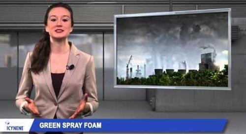 Spray Foam Insulation | Energy Efficient | Green