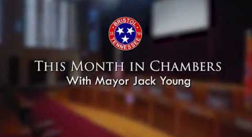 This Month In Chambers with Mayor Jack Young - February 2018