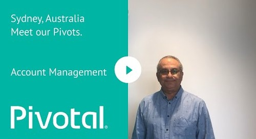 APJ - Sydney - Meet our Pivots: Account Executive