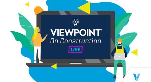 A Viewpoint On Construction Live - Episode 10 - A Customer's Perspective