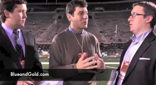 Post-Game Wrap —Notre Dame vs. Louisville