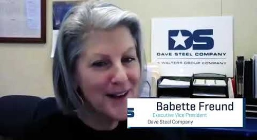 Dave Steel Company on the Power of Connected Data