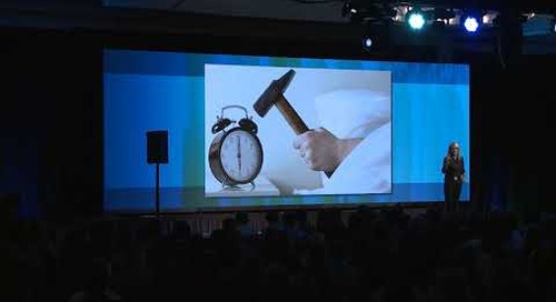 5 Second Rule - Mel Robbins at AppFolio Customer Conference 2018