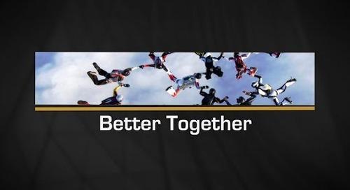 Better Together aka Teamwork at IMAGINiT
