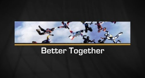 Better Together aka Teamwork at IMAGINiT