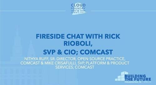 Keynote: Fireside Chat with Rick Riobol, Nithya Ruff, & Mike Crisafulli, Comcast