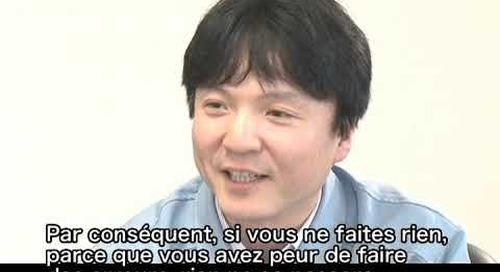 French - 2013- YKK Core Values