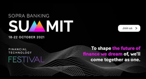 Sopra Banking Software Summit 2021