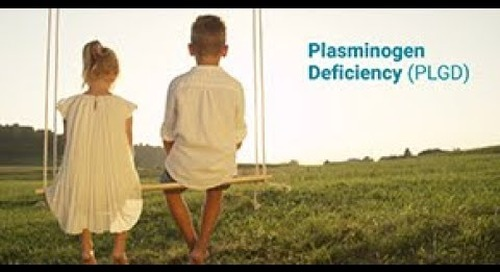 Plasminogen Deficiency Awareness Week 2018