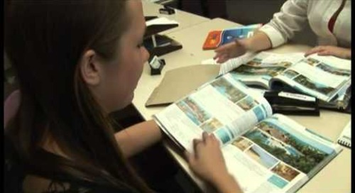 A student's outlook on Algonquin College's Tourism Program