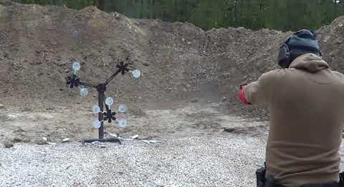 Modular Shooting Target System #1